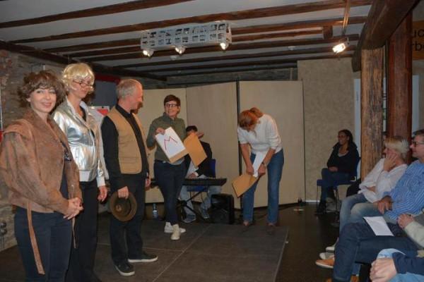"""Subito-Theater gastiert mit unterhaltsamem Idstein-Krimi im Gerberhaus"", Wiesbadener Tagblatt, 14.09.2015"
